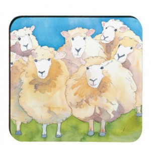 coaster-sheep