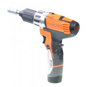 Refillable Butane Gas BBQ Barbeque Lighter Cordless Drill Orange