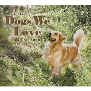 Dogs We Love Sueellen Ross 2021 Legacy Wall Calendar