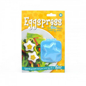 Star Shaped Boiled Egg Mould Eggspress Yourself