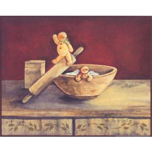Gingerbreads & Cinnamon 8 x 10 Print