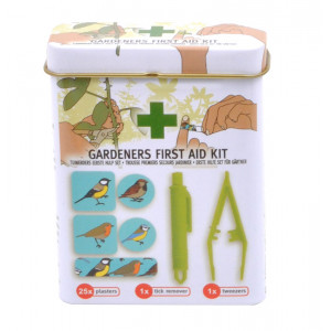 Gardeners First Aid Kit Garden Birds