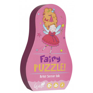 25 Piece Childrens Fairy Puzzle