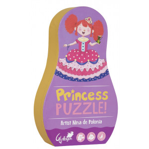 25 Piece Childrens Princess Puzzle