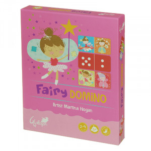 Fairy Domino 2 Games in 1 Kids Puzzle
