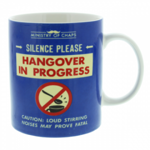 Hangover in Progress Ceramic Tea Coffee Mug