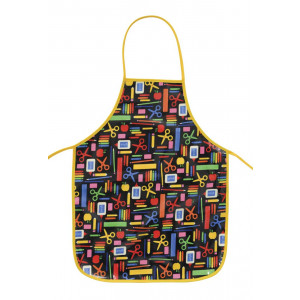 Easy Wipe Cooking Gardening Craft Childrens Apron Back To School