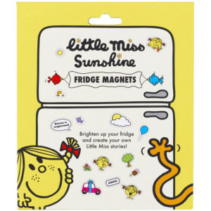Little Miss Sunshine Fridge Magnets
