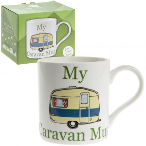 My Caravan Fine China Tea Coffee Mug