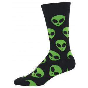 mens-sock-aliens-black