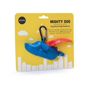 Mighty Dog Waste Bag Dispenser