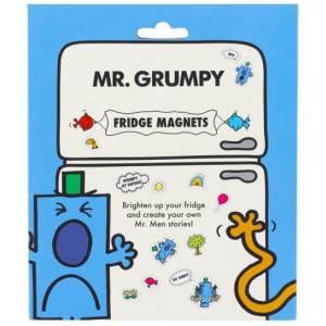 Mr Grumpy Mr Men Fridge Magnets