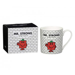Mr Men Mr Strong Ceramic Tea Coffee Mug