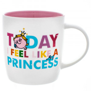 Little Miss Princess New Bone China Tea Coffee Mug
