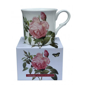 Classic Rose Fine Bone China Palace Tea Coffee Mug