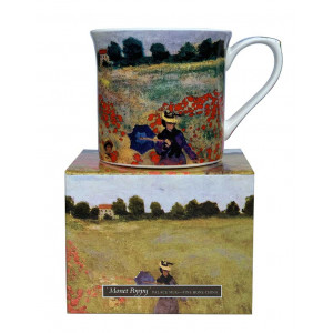 Monet Poppy Fine Bone China Palace Tea Coffee Cup Mug
