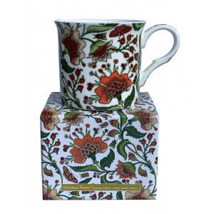 Oriental Peony Fine Bone China Palace Tea Coffee Cup Mug