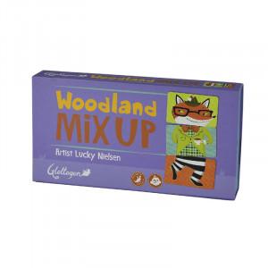 Woodland Mix Up Puzzle Memory Development Game