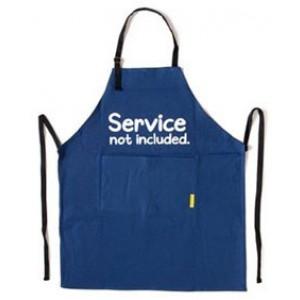 Service Not Included Waldo Pancake Apron