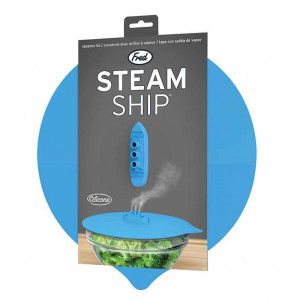 Steam Ship Heat Resistant Silicone Saucepan Lid