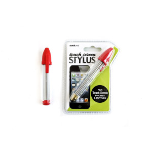 Touch Screen Red Stylus Pen