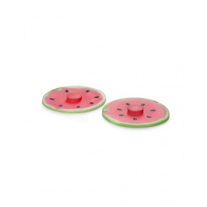 Watermelon Design Silicone Airtight Lid Set 2