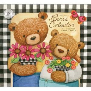 Bears by Teresa Kogut 2022 Legacy Wall Calendar