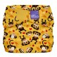 All In One Reusable Nappy by Bambino Mio Solo Cheeky Monkey