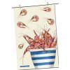 bowel-prawns-tea-towel