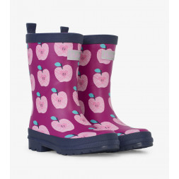 Apple Orchard Matte Kids Rainboots Gumboots By Hatley