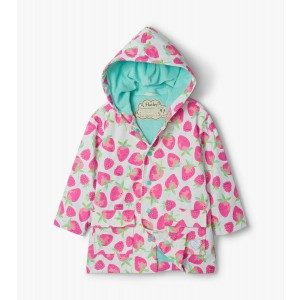 Delicious Berries Kids Childrens Raincoat By Hatley