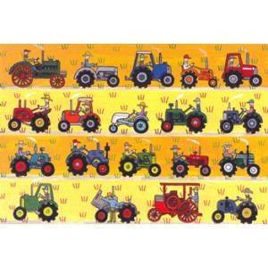 The Tractor Show Rachael Flynn Card