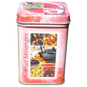 Fruit Melanges Tea Small Tin 50 Grams