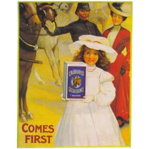 Cadburys Cadbury Cocoa Essence Nostalgic Postcard