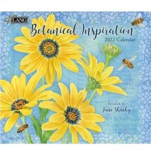 Botanical Inspiration Jane Shasky 2022 Lang Wall Calendar