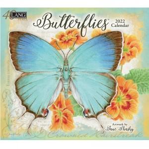 Butterflies by Jane Shasky 2022 Lang Wall Calendar