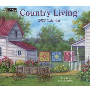 Country Living Colleen Eubanks 2022 Lang Wall Calendar