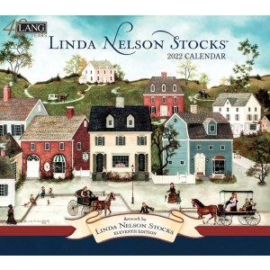 Linda Nelson Stocks 2022 Lang Wall Calendar