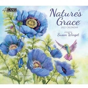 Natures Grace Susan Winget 2022 Lang Wall Calendar