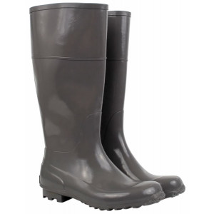 Grey Designer Ladies Wellies Gumboots