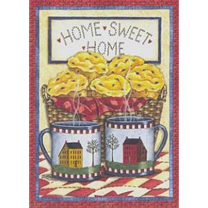 Home Sweet Home Friend Greeting Card Deb Strain
