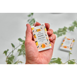 Antibacterial Hand Sanitiser Citrus Scented