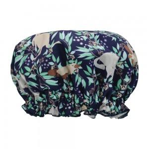 Ladies Girls Elasticised Shower Cap Aussie Animals Design Australian Made