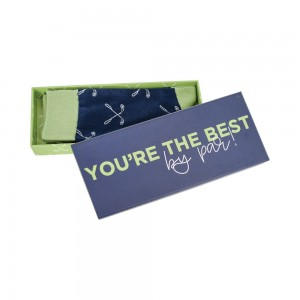 Mens Fun Novelty Boxed Socks You're The Best by Par