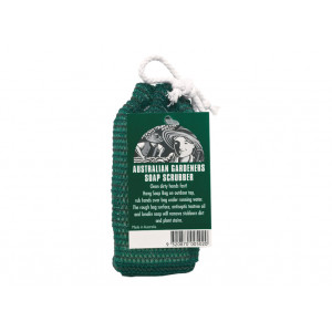 Australian Made Gardeners Soap Scrubber