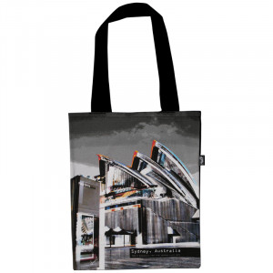 Shopping Carry Bag Sydney Opera House Souvenir