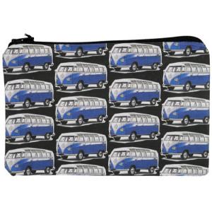 Blue Kombi Vans Design Pencil Case