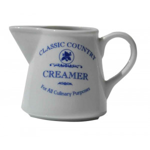Classic Country Ceramic Creamer Milk Jug