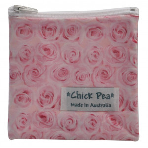 Coin Purse Pretty Pink Roses
