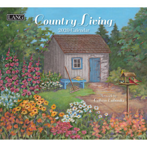 Country Living Colleen Eubanks 2020 Lang Wall Calendar